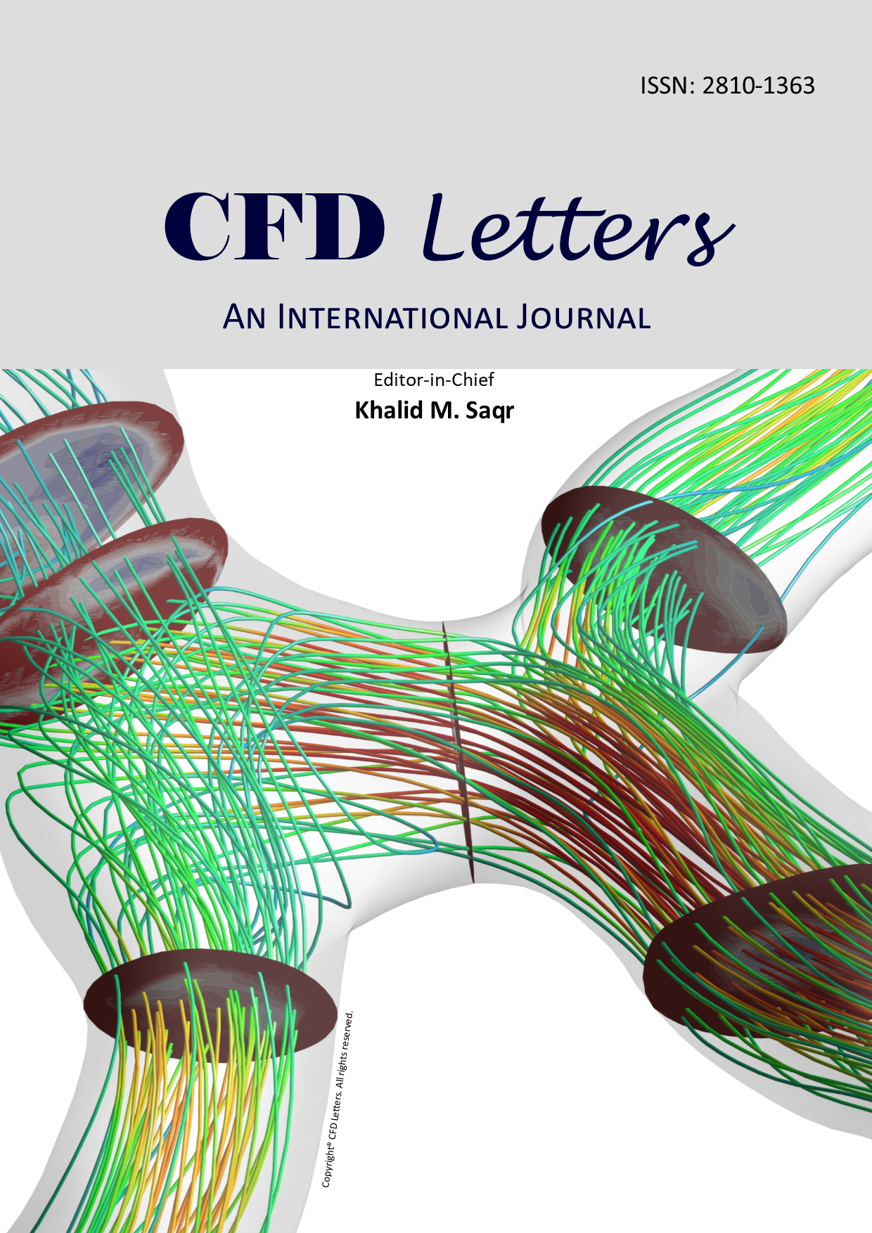 View Vol. 13 No. 3: CFD Letters, March (2021)